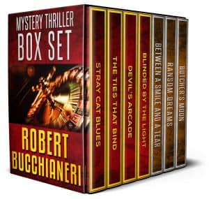 Cover for Mystery Thriller Box Set