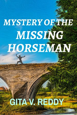 Cover for Mystery of the Missing Horseman