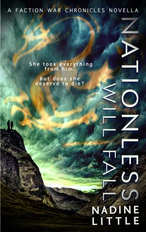 Cover for Nationless Will Fall