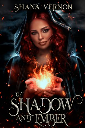 Cover for Of Shadow and Ember