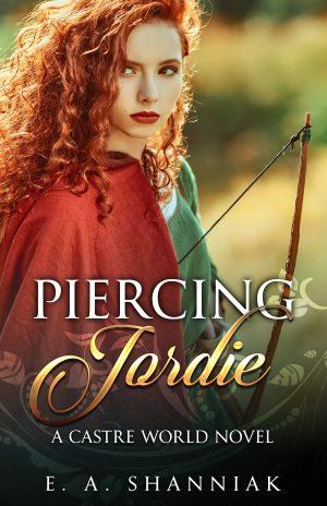 Cover for Piercing Jordie