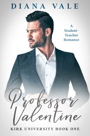 Cover for Professor Valentine
