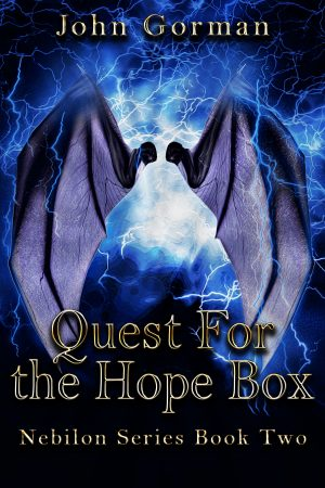Cover for Quest For the Hope Box