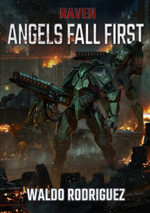 Cover for Raven: Angels Fall First