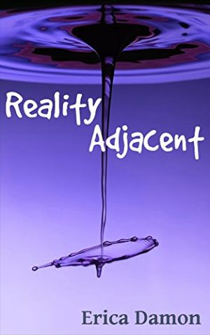 Cover for Reality Adjacent