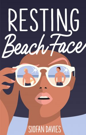 Cover for Resting Beach Face