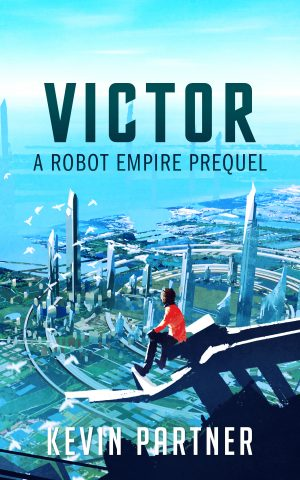 Cover for Robot Empire: Victor