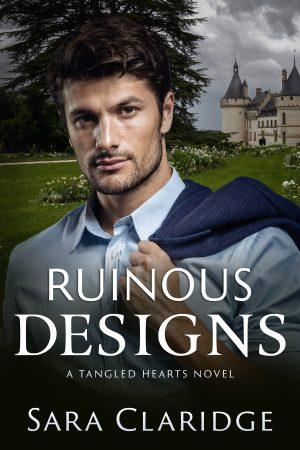Cover for Ruinous Designs