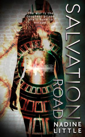 Cover for Salvation Road