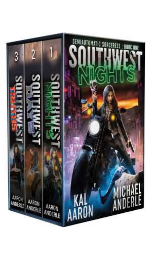 Cover for Semiautomatic Sorceress Boxed Set #1