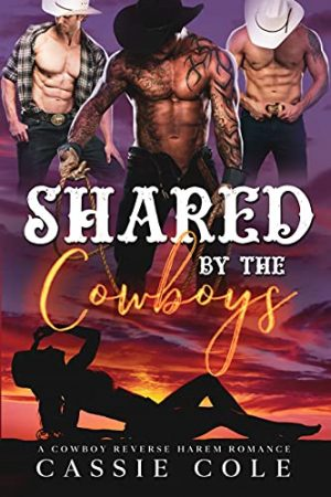 Cover for Shared by the Cowboys
