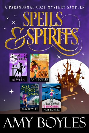 Cover for Spells and Spirits