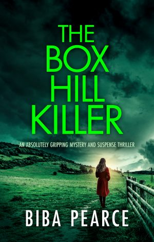 Cover for The Box Hill Killer