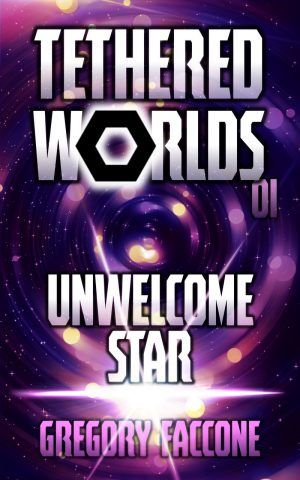 Cover for Unwelcome Star
