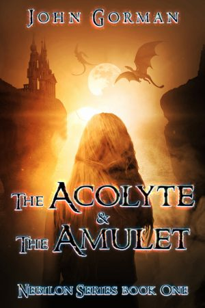 Cover for The Acolyte And The Amulet