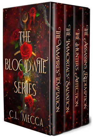 Cover for The Bloodwite Series