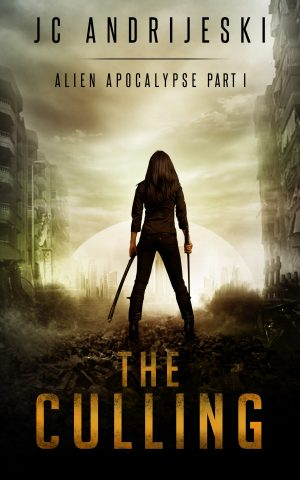 Cover for The Culling
