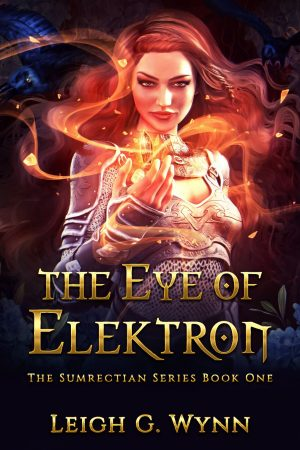 Cover for The Eye of Elektron