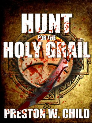 Cover for The Hunt for the Holy Grail