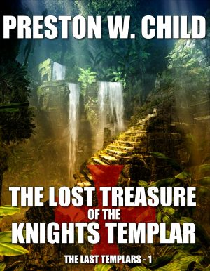 Cover for The Lost Treasure of the Knights Templar