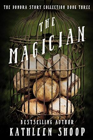 Cover for The Magician