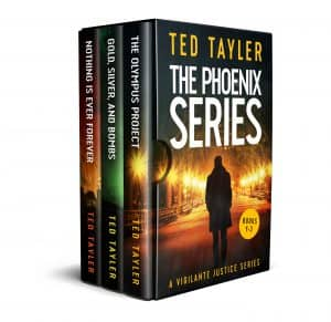 Cover for The Phoenix Series: Books 1-3