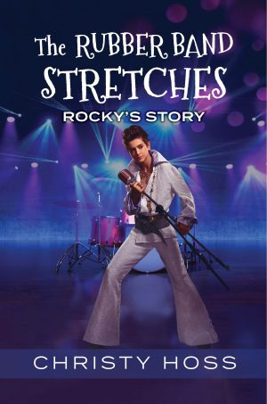Cover for The Rubber Band Stretches - Rocky's Story