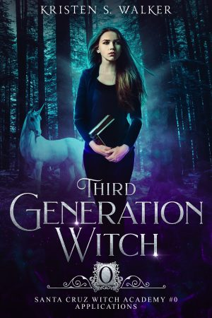 Cover for Third Generation Witch