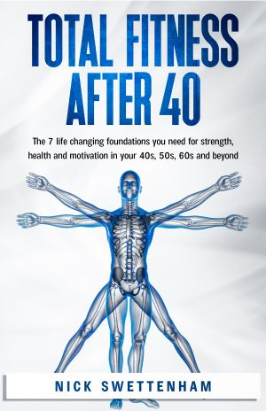 Cover for Total Fitness after 40