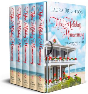 Cover for Tybee Holiday Homecoming Box Set