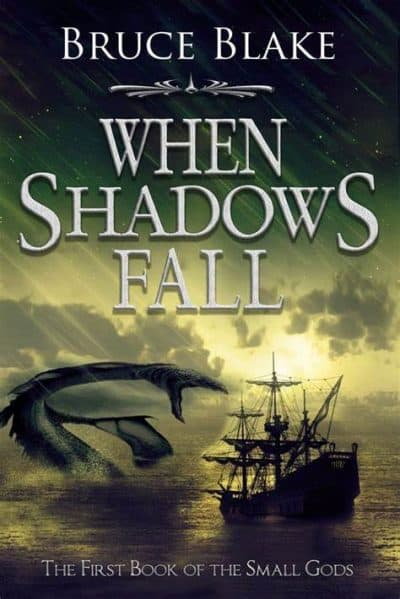 Cover for When the Shadows Fall