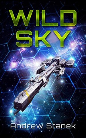 Cover for Wild Sky