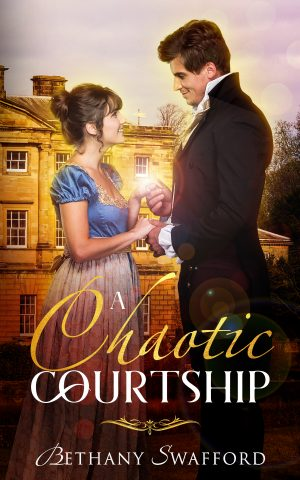 Cover for A Chaotic Courtship