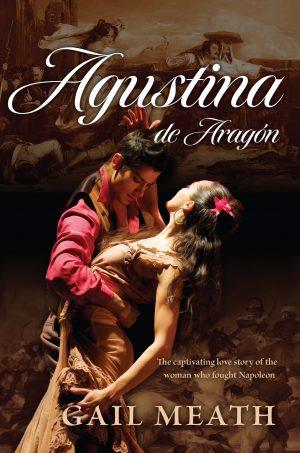 Cover for Agustina de Aragón