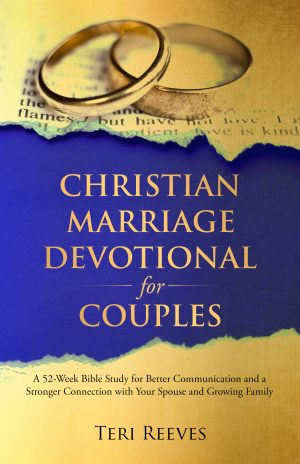 Cover for Christian Marriage Devotional for Couples