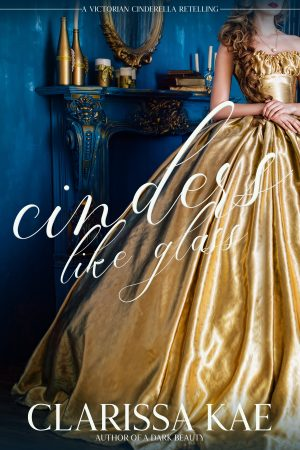 Cover for Cinders like Glass