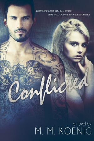 Cover for Conflicted