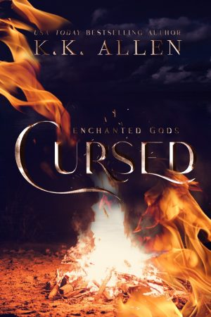 Cover for Cursed