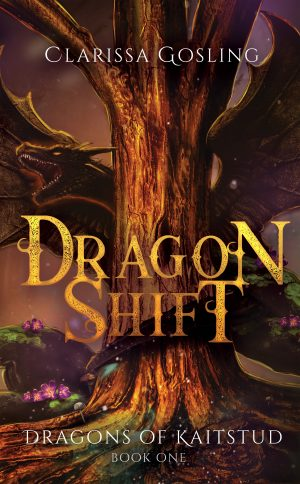 Cover for Dragon Shift