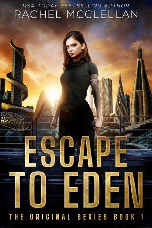 Cover for Escape to Eden