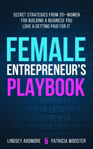 Cover for Female Entrepreneur's Playbook