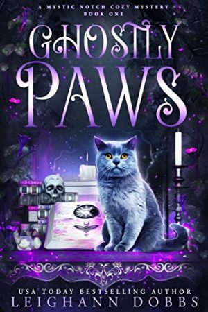 Cover for Ghostly Paws