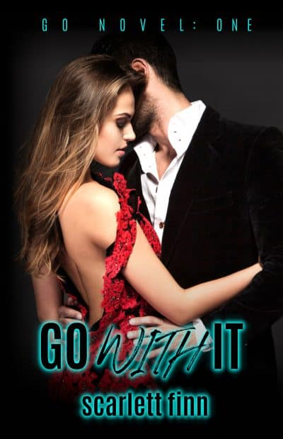 Cover for Go with It