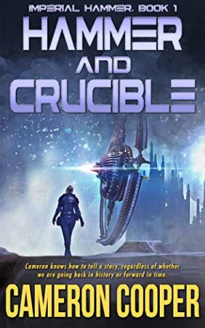 Cover for Hammer and Crucible