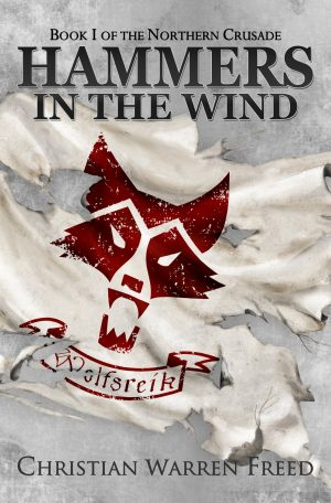 Cover for Hammers in the Wind