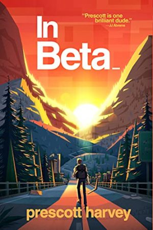 Cover for In Beta
