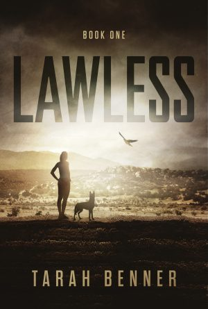 Cover for Lawless