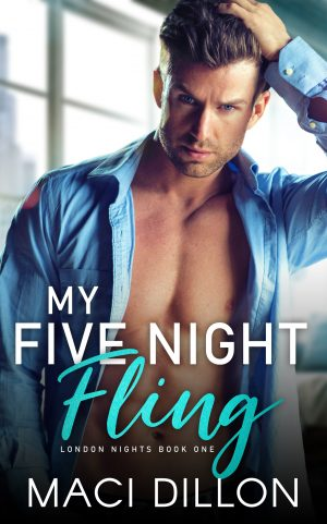 Cover for My Five Night Fling