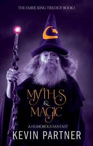 Cover for Myths and Magic