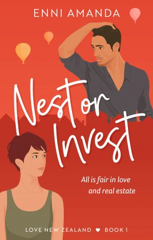 Cover for Nest or Invest